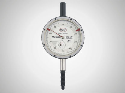 Slika Water- and dust-resistant dial indicator MarCator 810 SW
