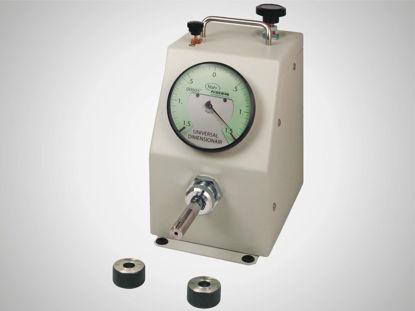 Slika Dimensionair air gages (single or dual master system) Millimar