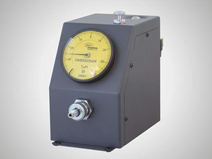 Slika Dimensionair air gages (single master system) Millimar D-2500M