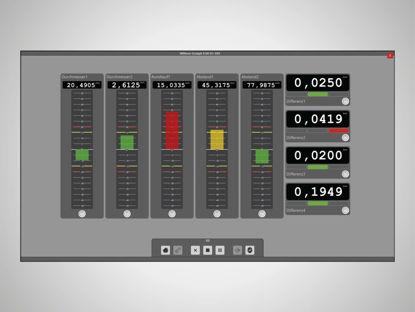 Slika Millimar Cockpit Software MarWin 12