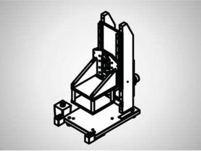 Slika MV52 Vert. measuring stand 1xinside C=150