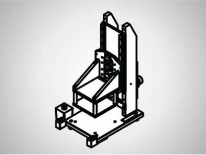 Slika MV52 Vert. measuring stand 1xinside C=200