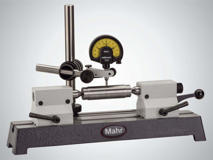 Slika Radial run-out gage with center supports MarStand 818