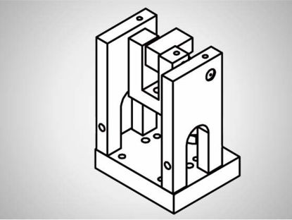 Slika BR160 Pneumatic clamping
