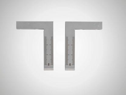 Slika Measuring arms, 35 mm 844 Te