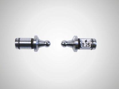 Slika 844 Tk Ball anvil 1 mm, carbide