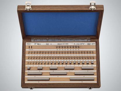 Slika 406 Rectangular gage block set made of steel