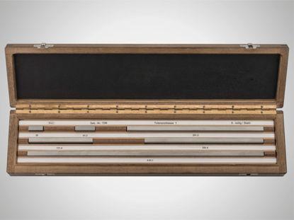 Slika 413 Rectangular gage block set made of steel